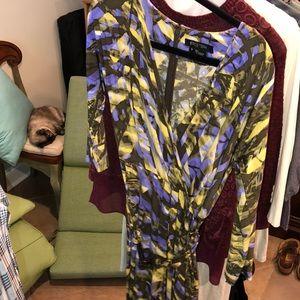 Etcetera wrap dress